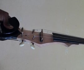 Headless Electric Violin