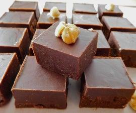 Fat Bomb Recipe - Dark Chocolate & Walnut