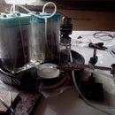HHO Torch from 240v AC mains via an arc welder and bridge rectifier
