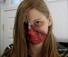 Zipper Face Tutorial Redux