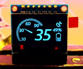 The Beginner's Guide to Display Text, Image & Animation on OLED Display by Arduino