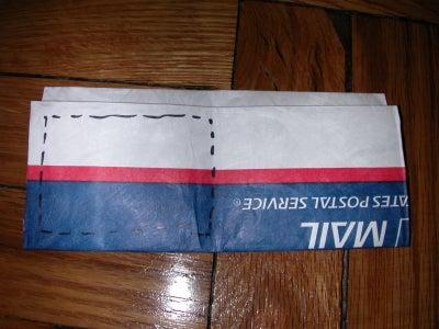 Tyvek Wallet With ID Window