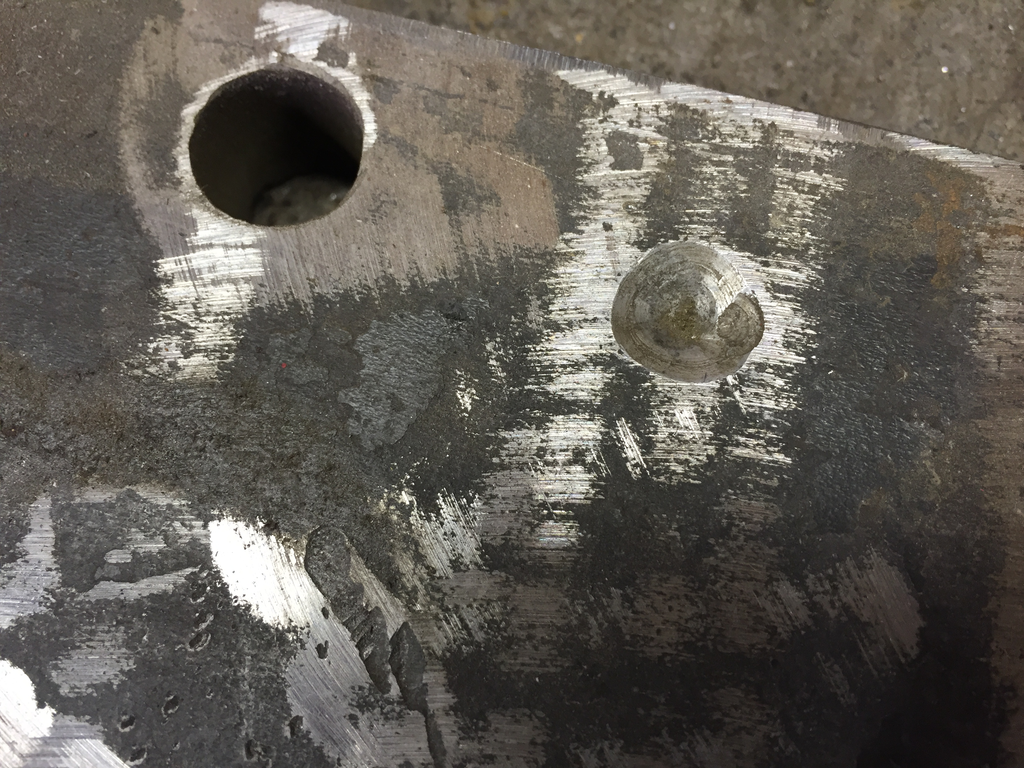 Picture of Make Rivets Out of Pure Stuborness