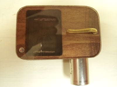 The Mini Vape (Pictures)