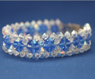 Sparkling Bracelet Tutorial