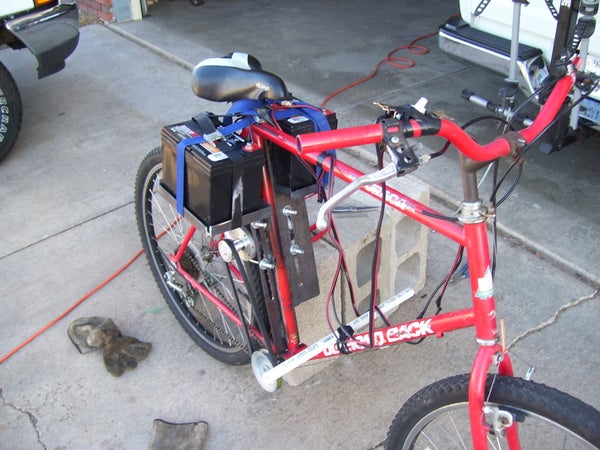 How to Build an Electric Bike for Less Than $100