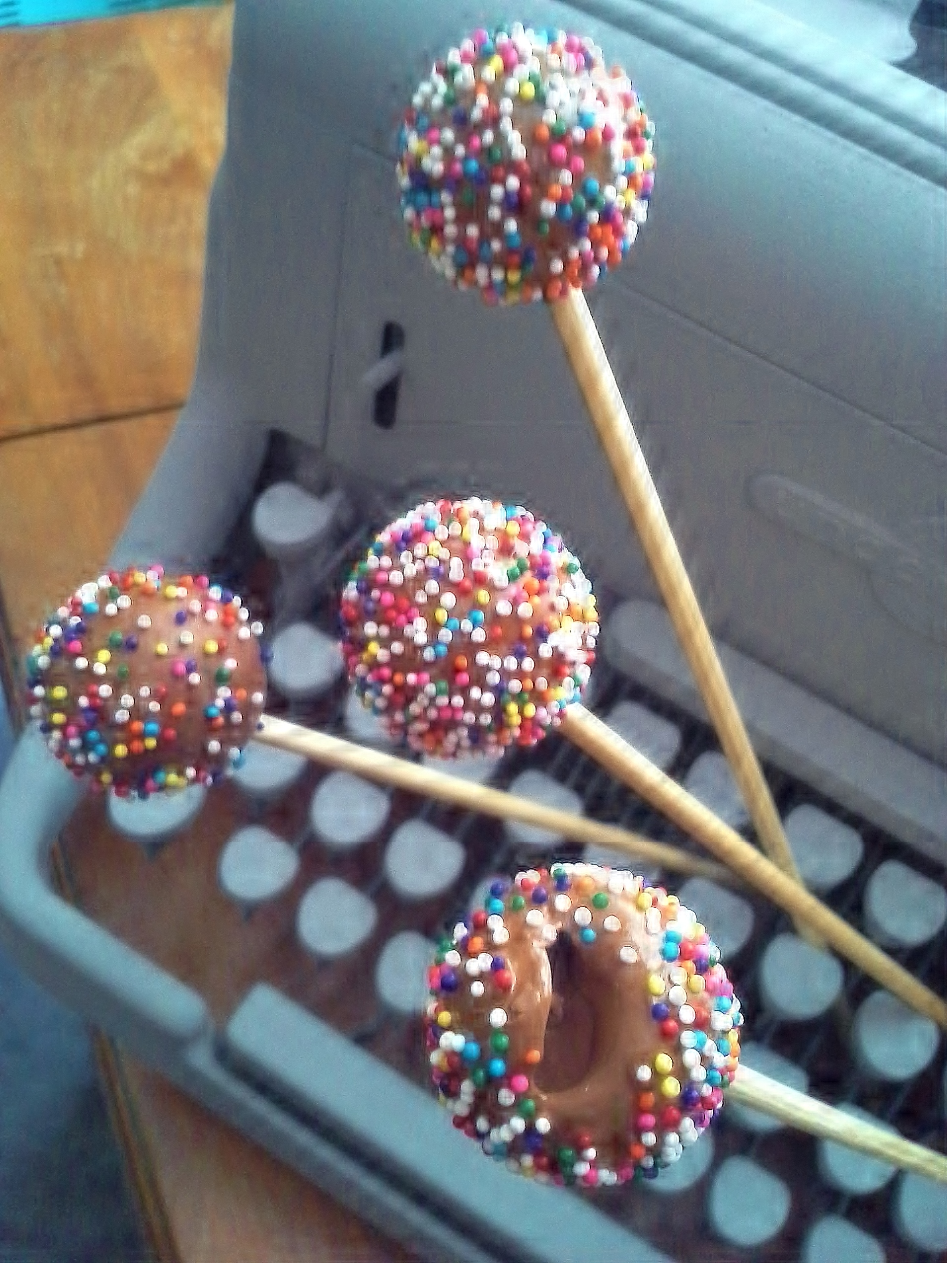 Picture of Skewer, Heat, and Decorate
