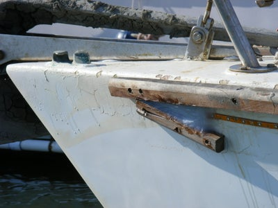 Nose of the Boat