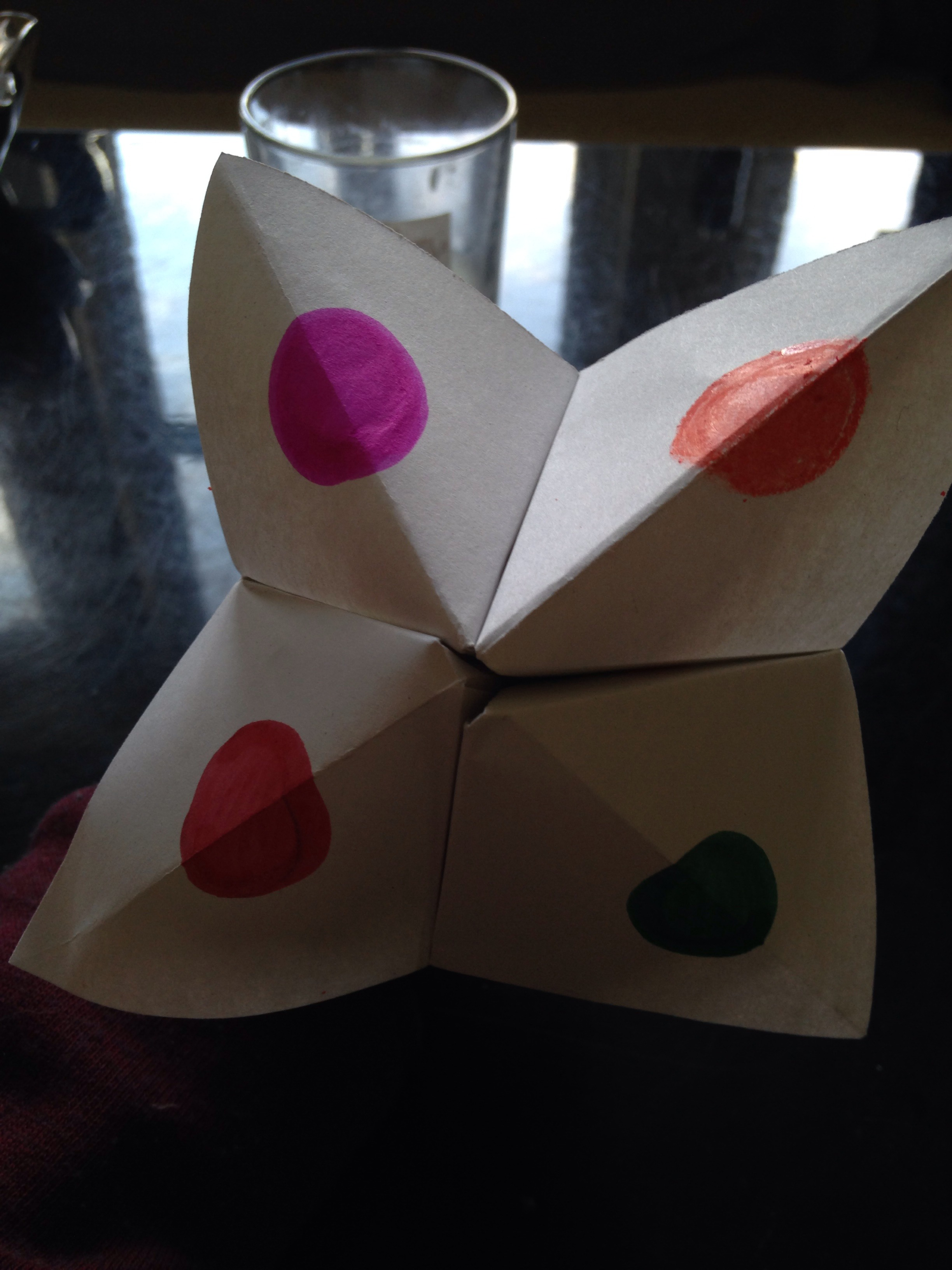 Picture of A Chatter Box