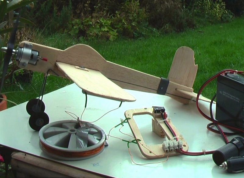 Picture of Build and Fly a C/L Model Aircraft