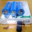 Repair a Dead Power Bank || Repair and Replacement