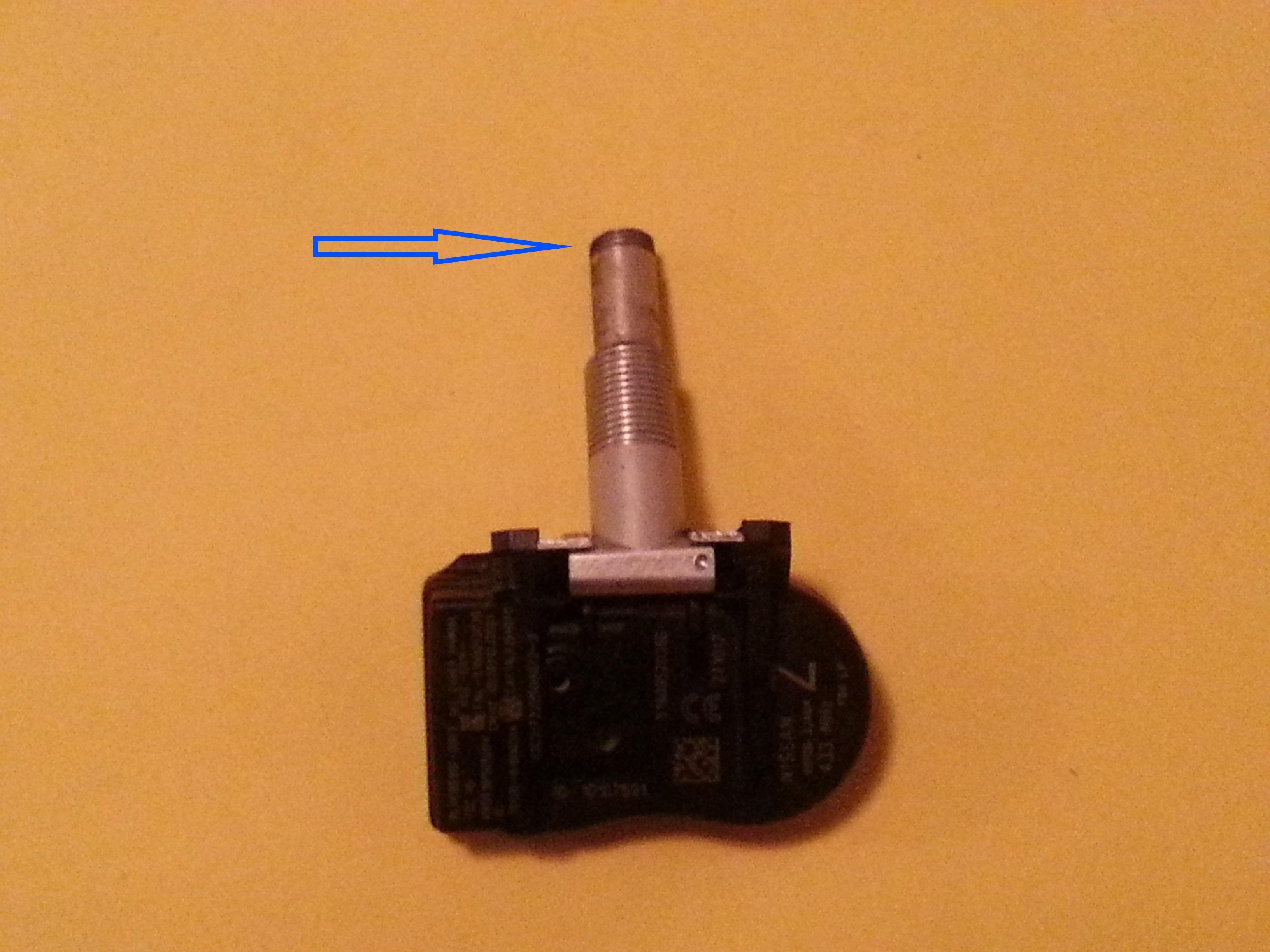 Picture of Repair Tire Pressure Monitor Sensor (TPMS)