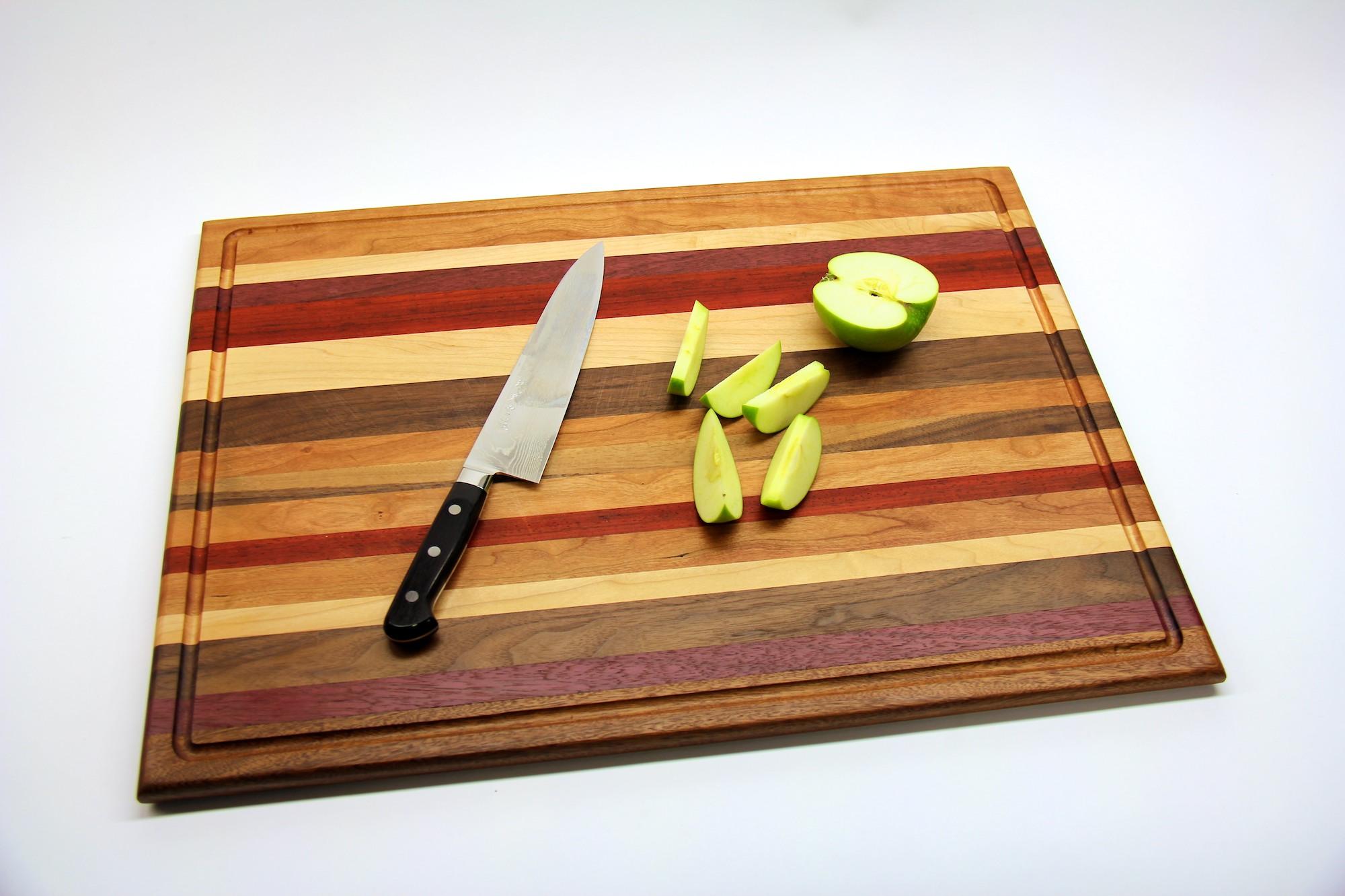 Picture of Scrap Wood Cutting Board