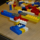 Lego Helicopter Blades