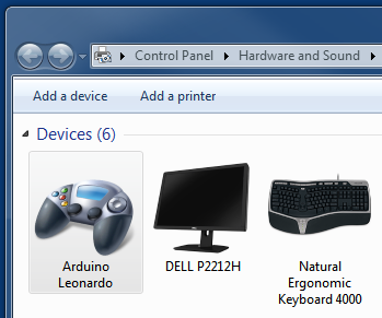 Arduino Leonardo/Micro As Game Controller/Joystick: 10 Steps