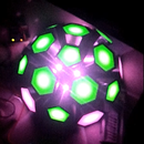 MIDI Controlled LED Structure