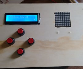 Make Your Own Arduino Based Game Console: