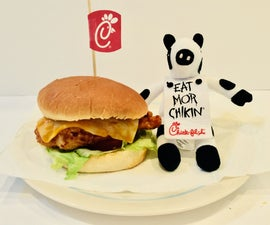 Copycat Chick-fil-a Deluxe Sandwich