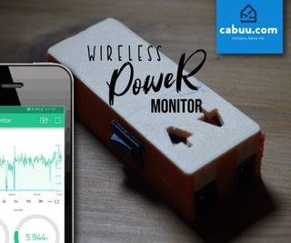 Wireless Power Monitor