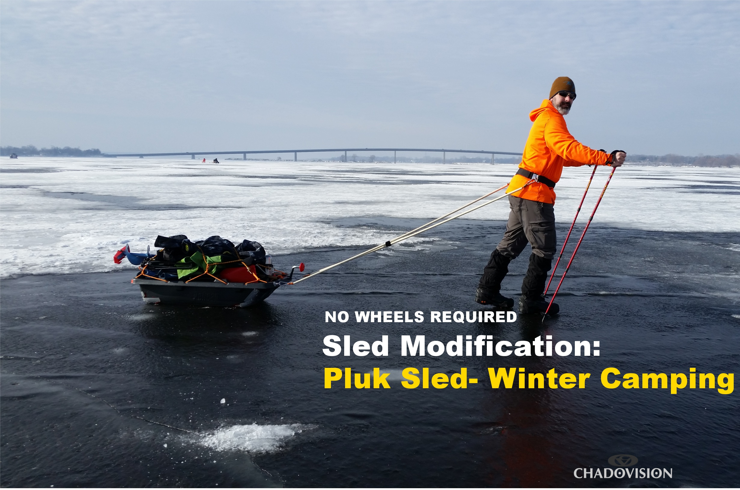 Picture of Pluk Sled - (Winter Camping)