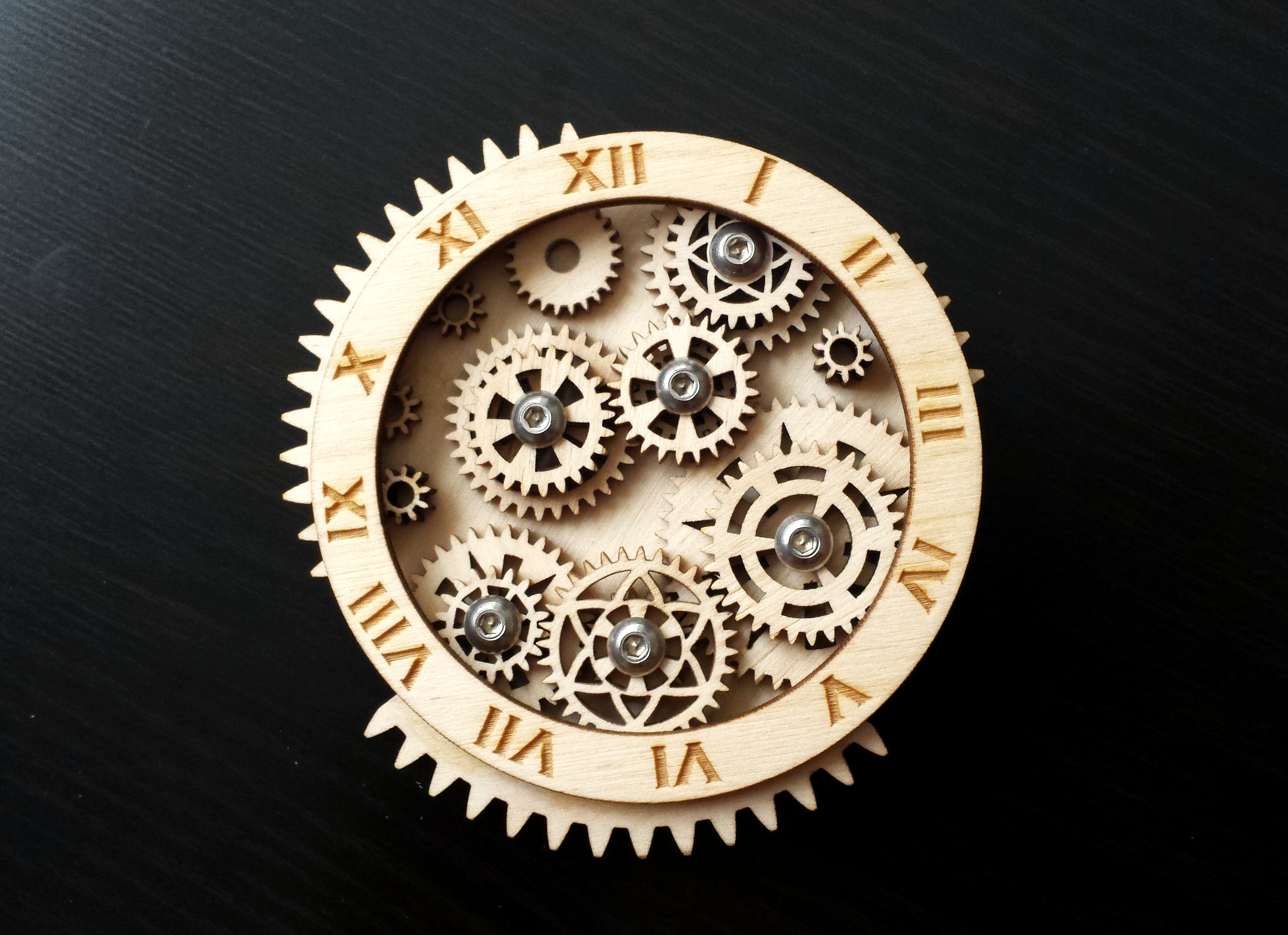 Picture of Gear Train 3