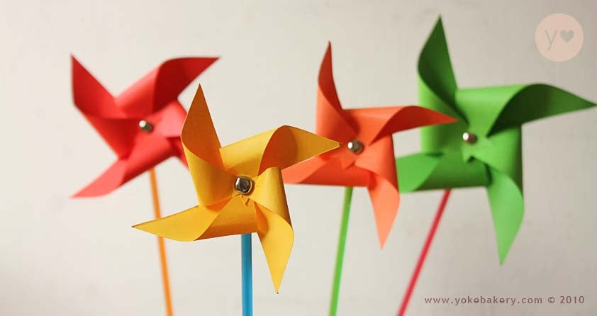 Pinwheel : 12 Steps (with Pictures) - Instructables