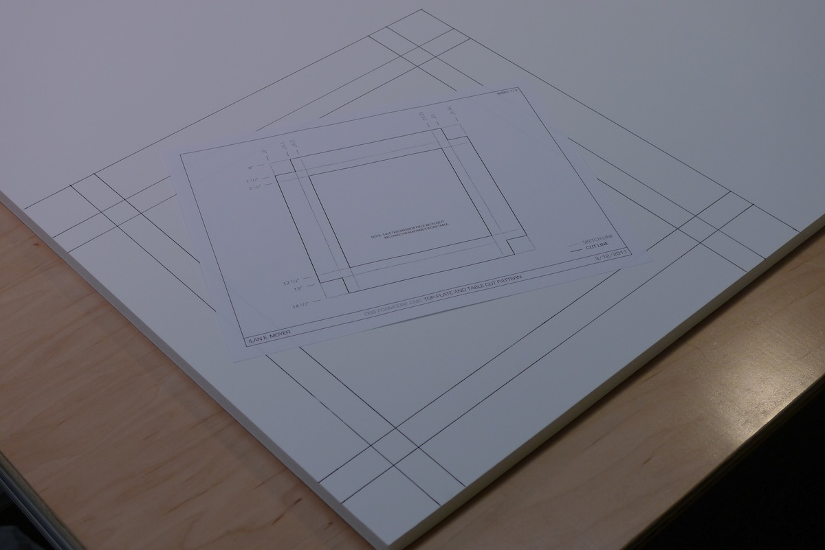 Picture of Lay Out the Top Plate