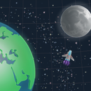 Spacetastic View- a Digital Painting