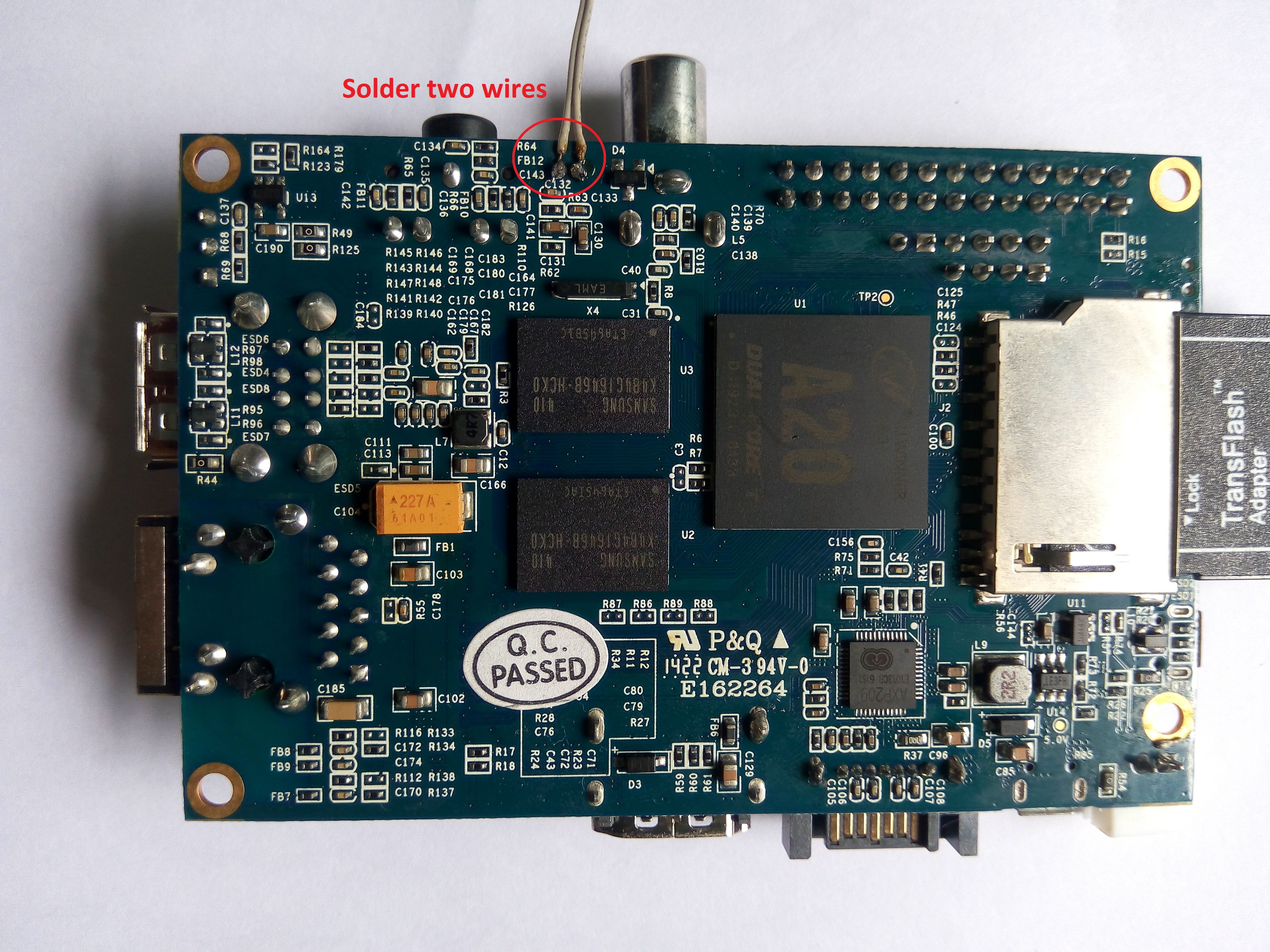 Picture of Hack Your Banana Pi