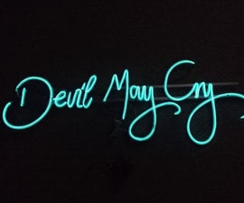 Devil May Cry Neon