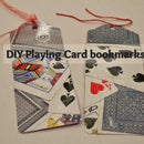 Playing Card Bookmarks