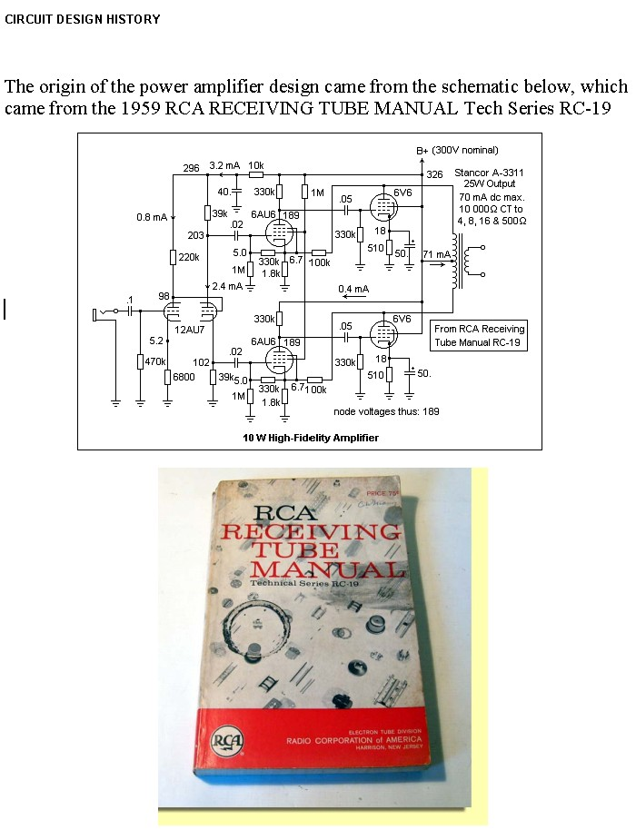Picture of Circuit Design History