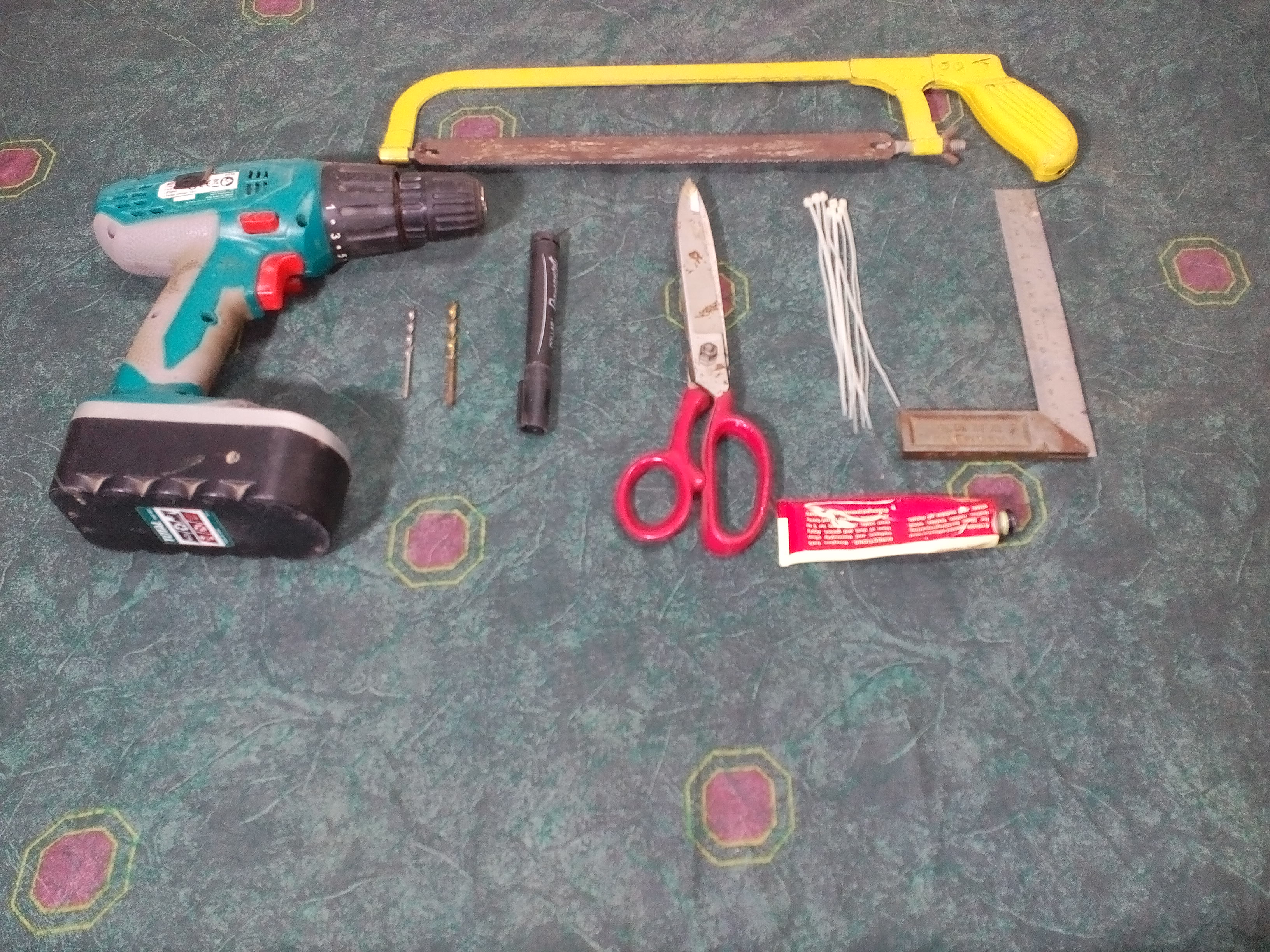Picture of Tools and Equipments