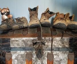 Boot Sandals!!