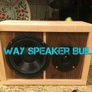 Diy Speaker 2 Way