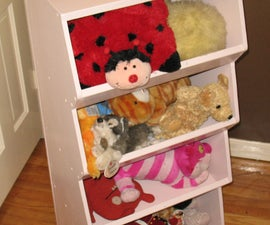 Easy Kids Toy Bins