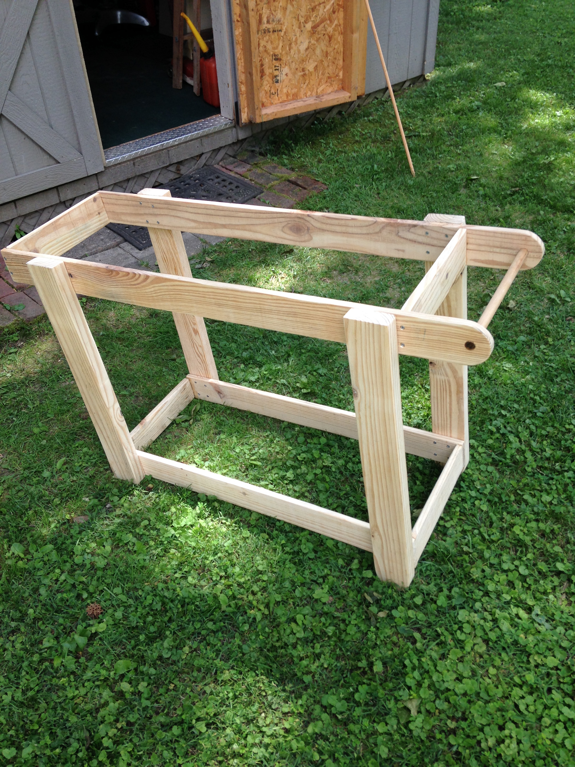 Picture of Step 2:  Assemble Frame