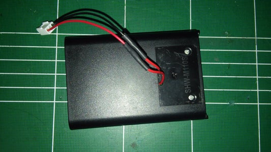 Make 5v LI Battery With Your Old Cellphone Battery