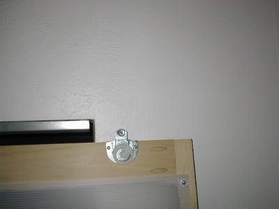 Step Three: Hang the Door