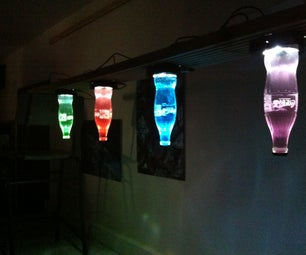 Coca Cola Bottle Light