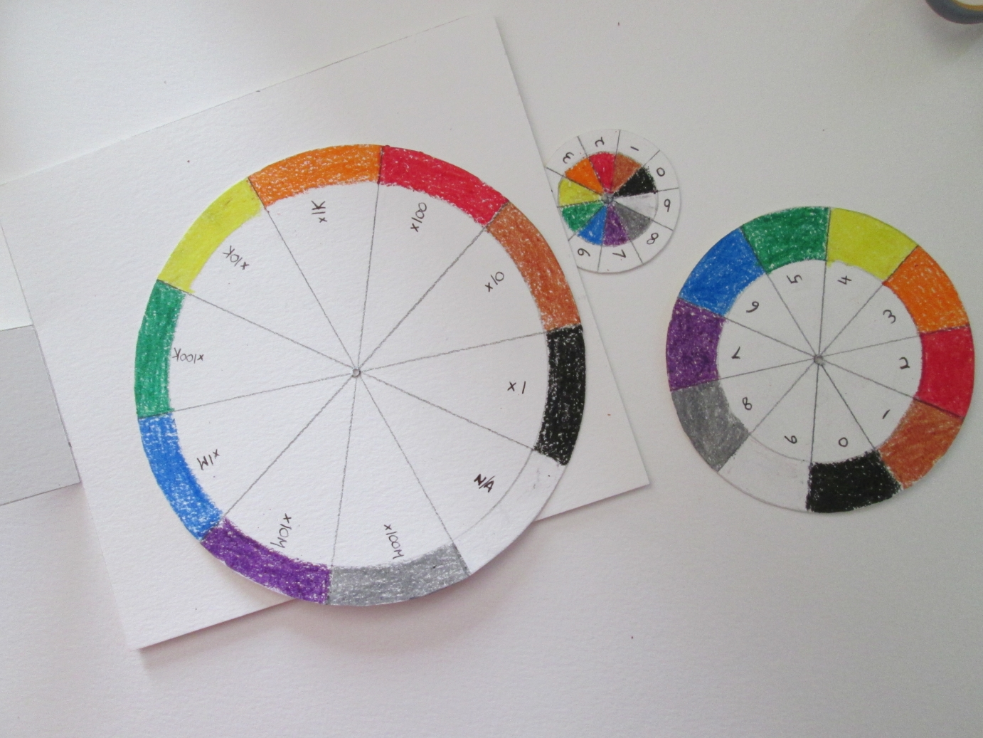 Picture of Cut Out Disks