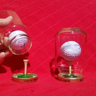 Golf Ball Puzzle