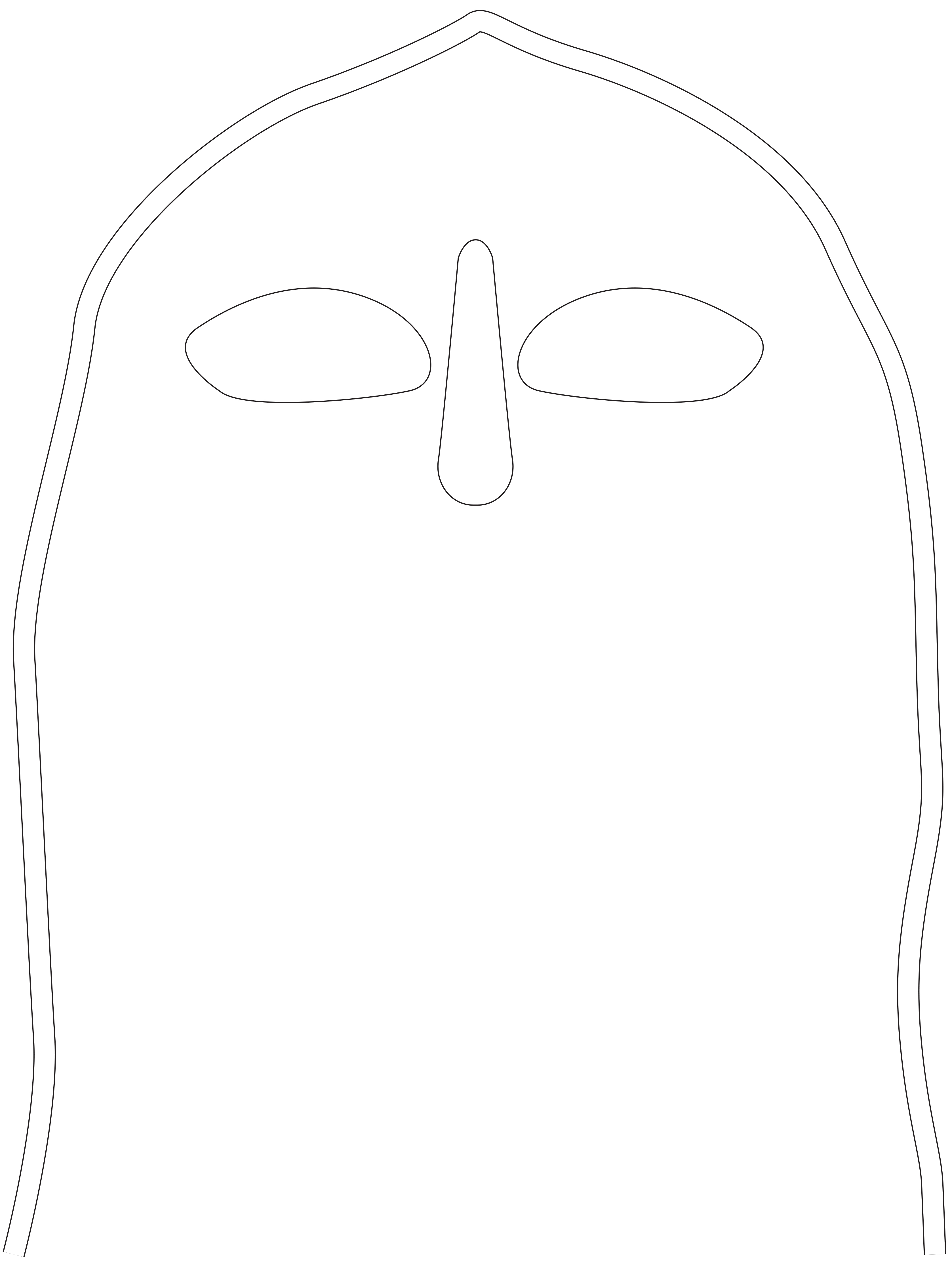 Picture of Clash of Clans - Wizard - Mask