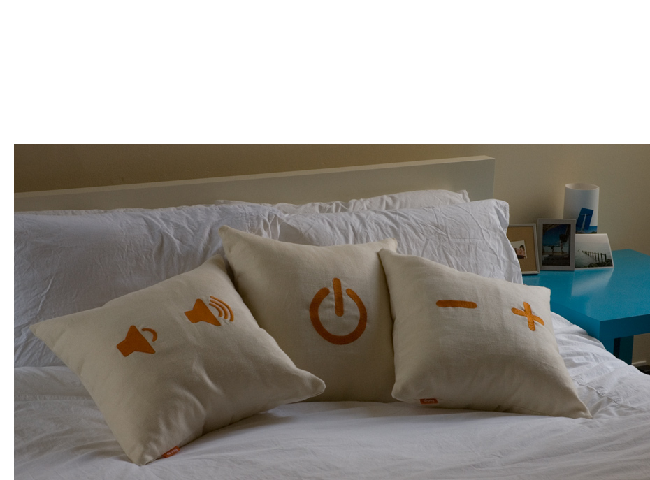 Picture of Remote Control Cushions