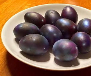 Chocolate Easter Eggs (Space Edition)