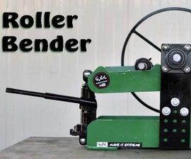 Homemade Roller Bender
