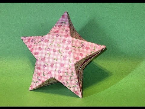Picture of How to Make an Origami Lucky Star