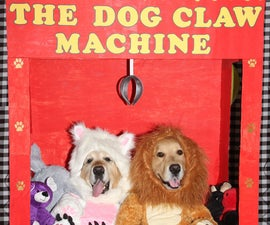 Phoenix and Gryphon As a Claw Machine
