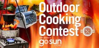 Outdoor Cooking Contest