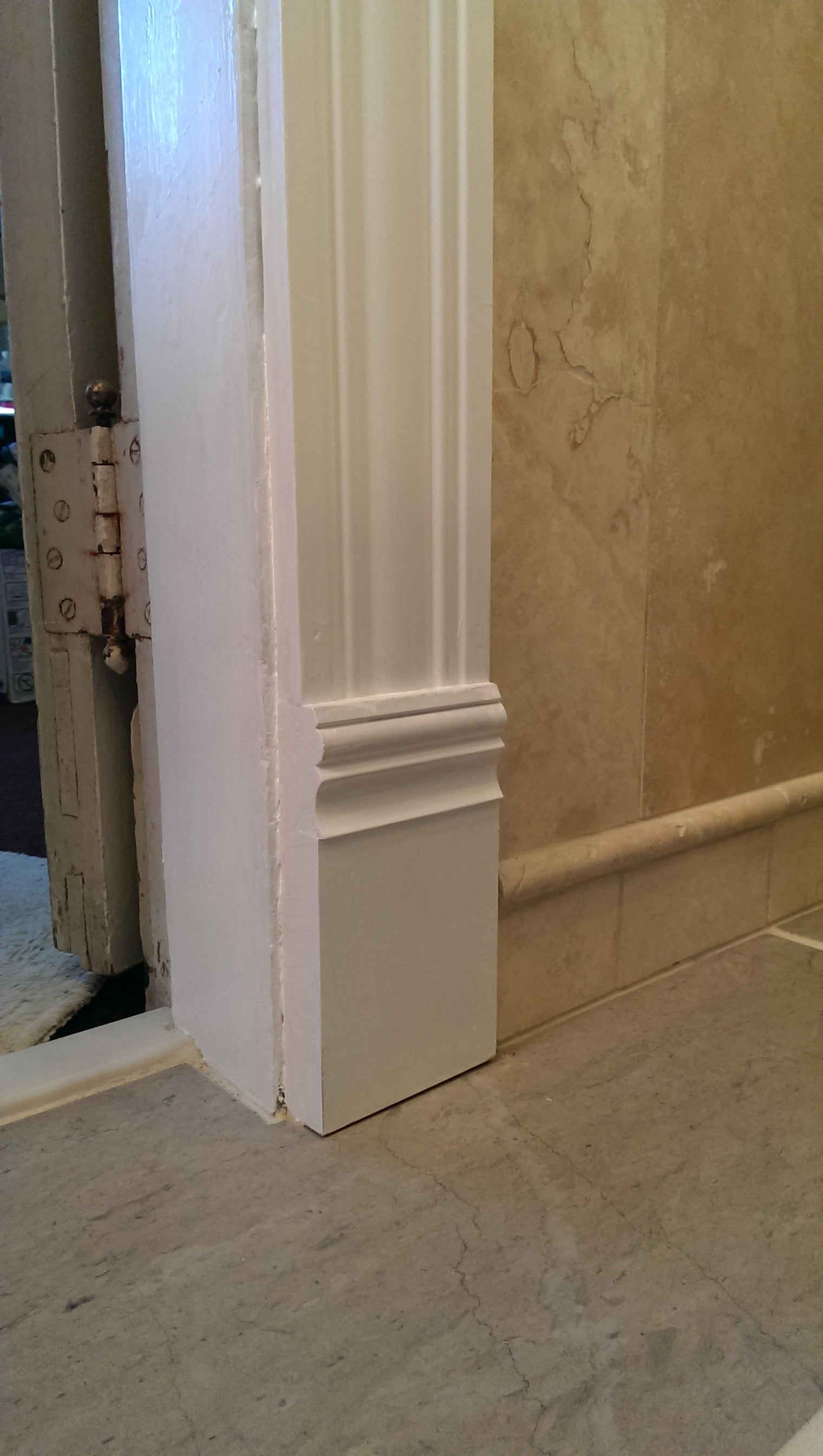 Build This Plinth Block From Flat Stock And Crown Molding